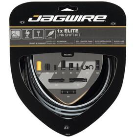 Jagwire 1X Elite Link Schakelkabel Set, zwart